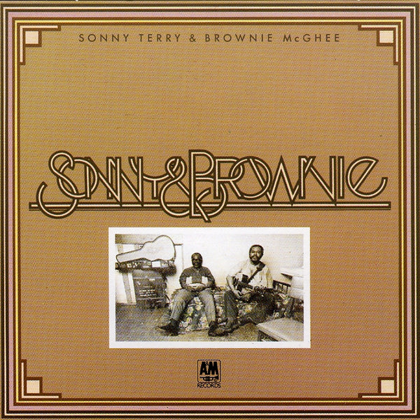 Terry, Sonny : Sonny & Brownie  CD