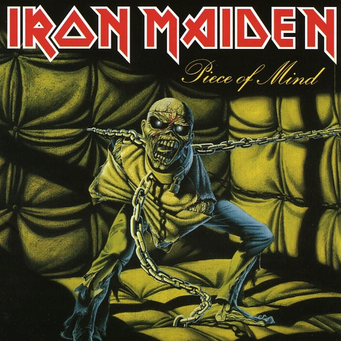 Iron Maiden : Piece Of Mind  CD