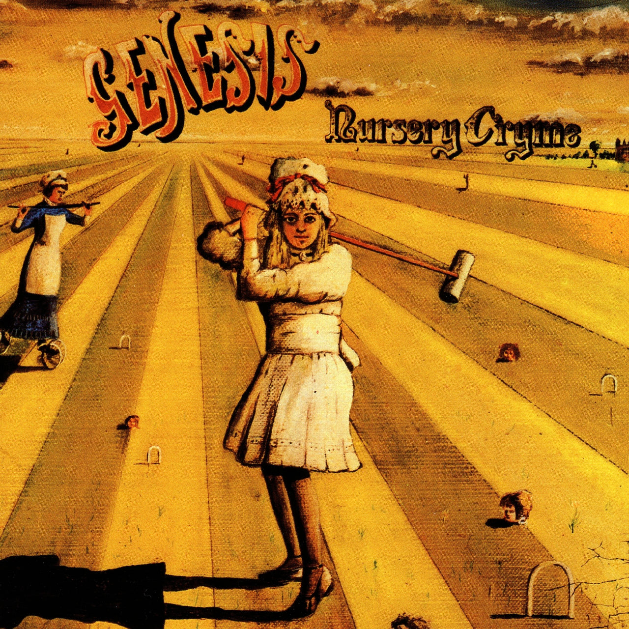 Genesis : Nursery Cryme  CD