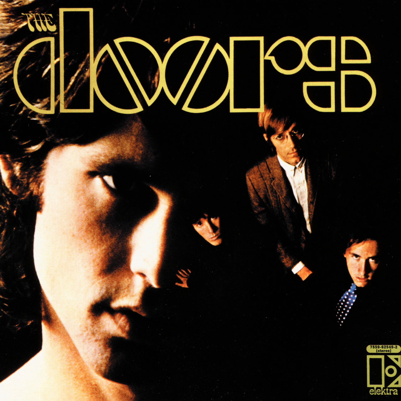 Doors (The) : The Doors  CD