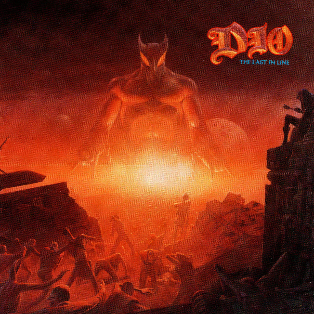 Dio : The Last In Line  CD