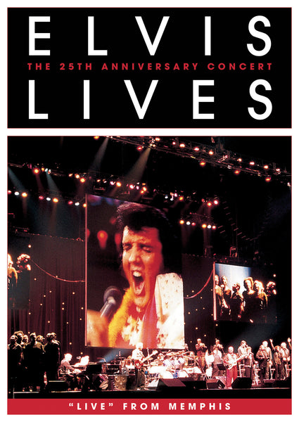 Presley, Elvis : Elvis Live: The 25th Anniversary