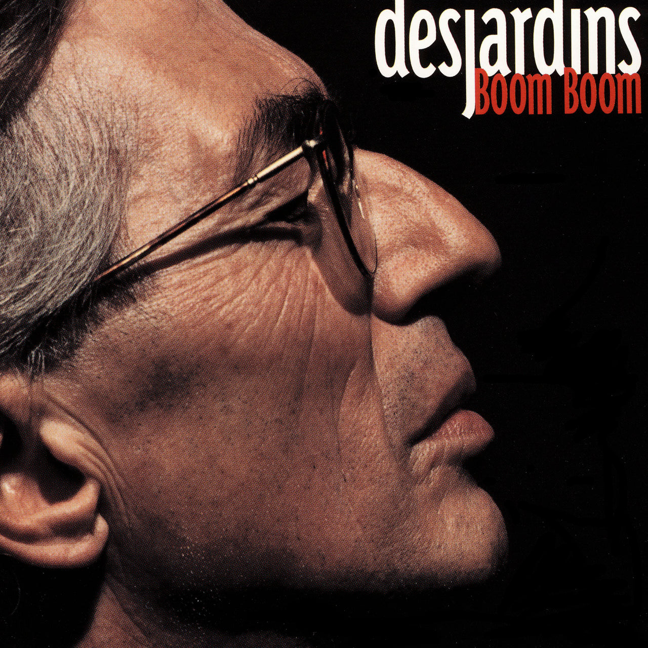Desjardins, Richard : Boom Boom  CD