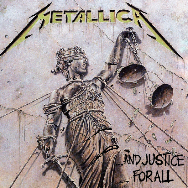 Metallica : And Justice For All  CD