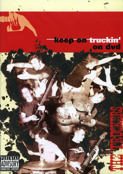 Truckers (The) : Keep On Truckin' On DVD  DVD