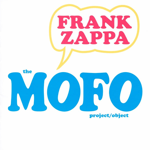 Zappa, Frank : The MOFO Project / Object  CD