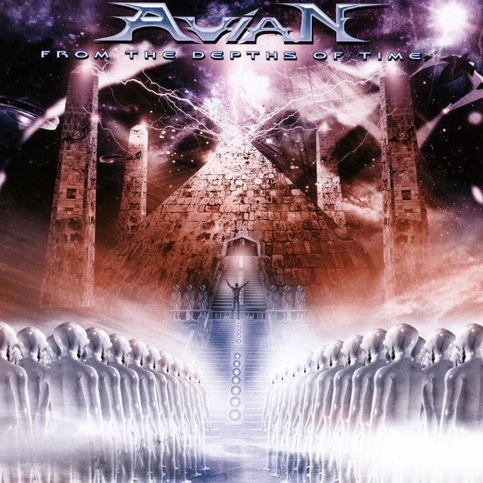 Avian : From The Depths Of Time  CD