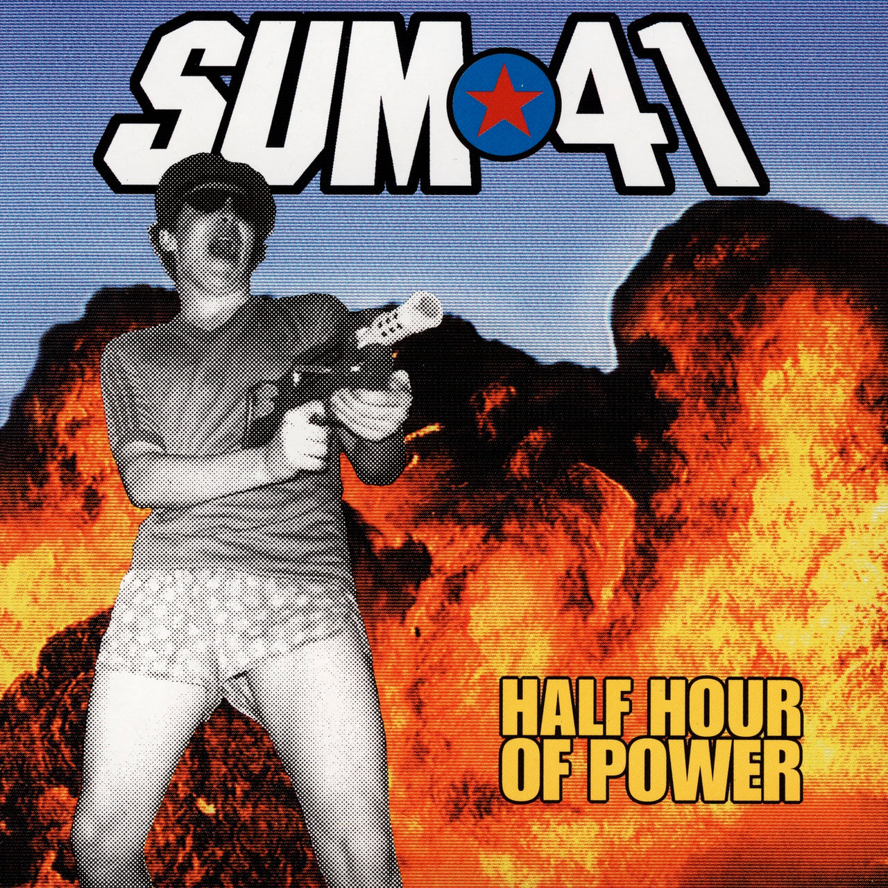 Sum 41 : Half Hour Of Power  CD