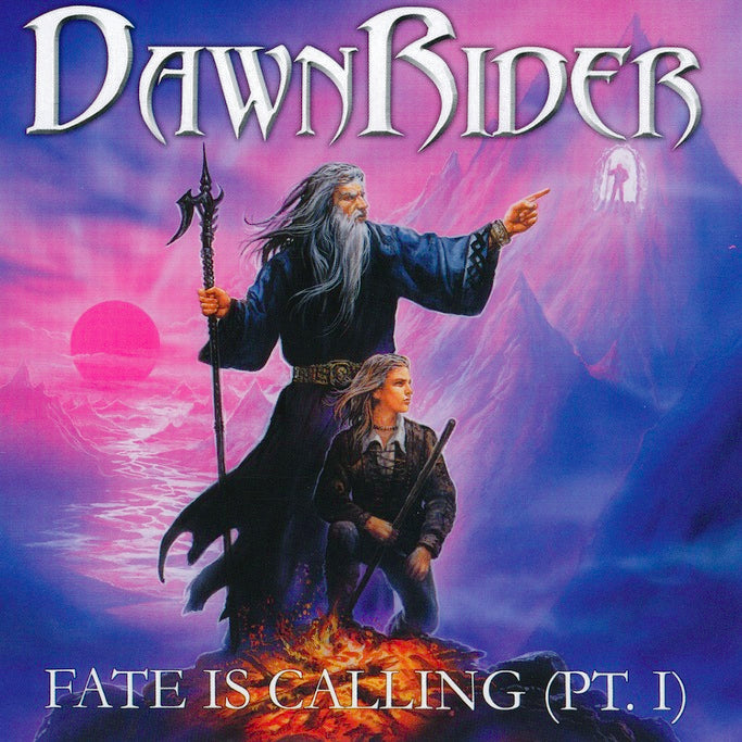Dawnrider : Fate Is Calling  CD
