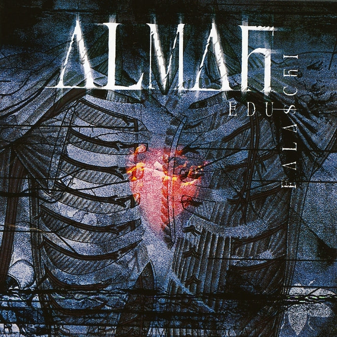 Almah : Edu Falashi  CD