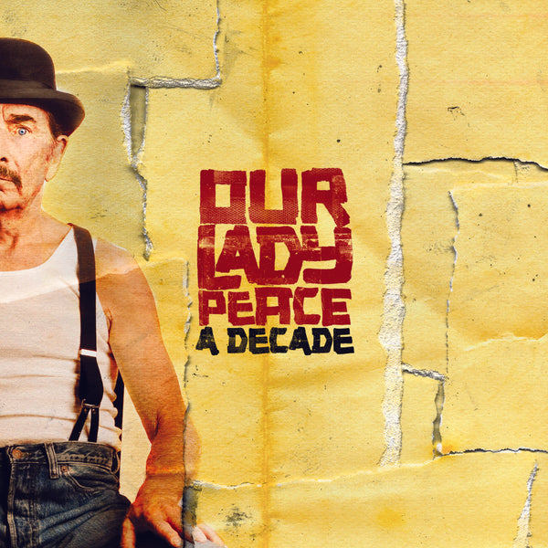 Our Lady Peace : A Decade  DVD - CD