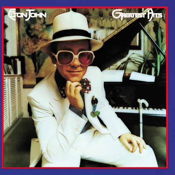 John, Elton : Greatest Hits, Vol. 1  CD