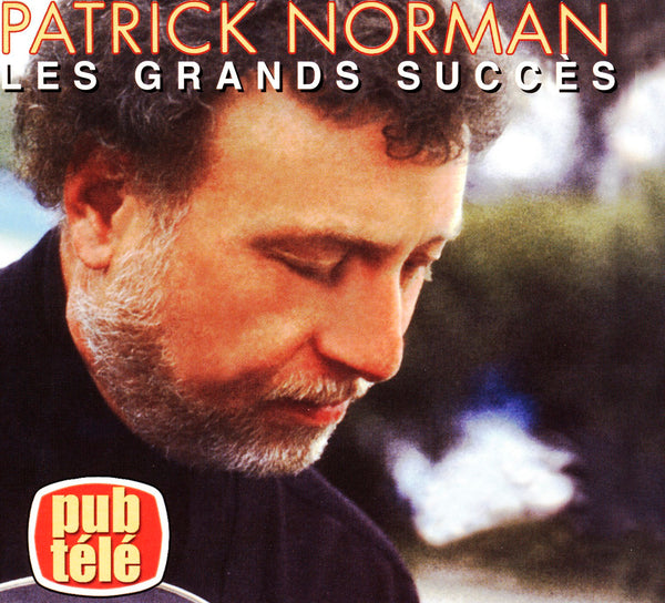 Norman, Patrick : Les grands succès  CD