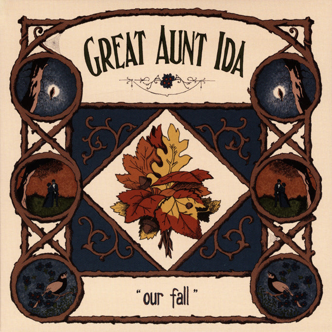 Great Aunt Ida : Our Fall  CD