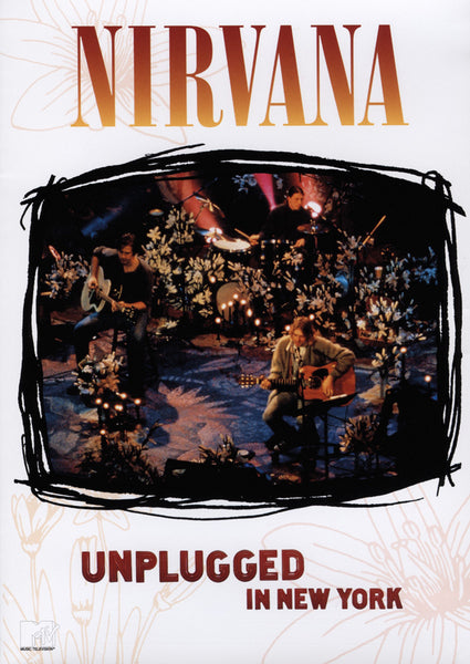 Nirvana : Unplugged In New-York  DVD