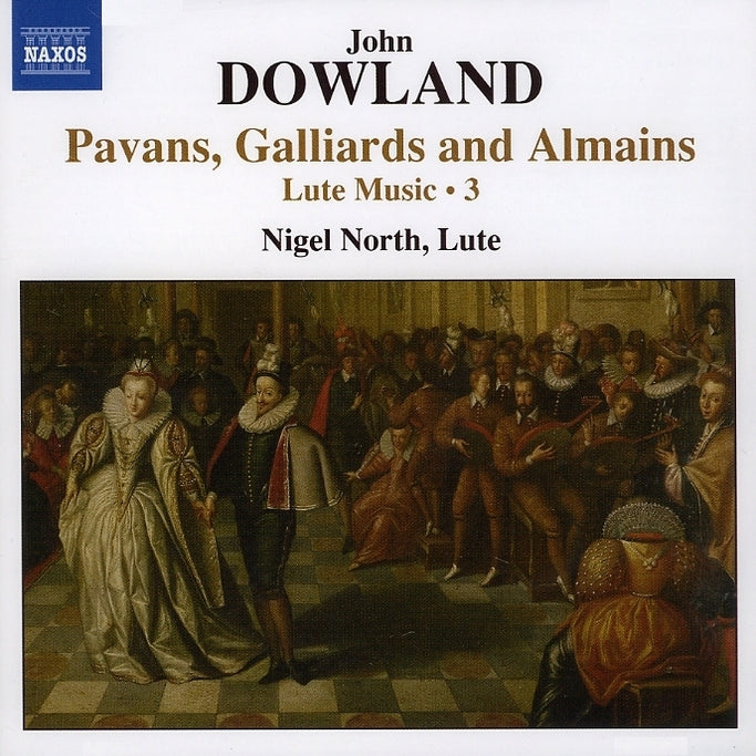 Dowland, John : Lute Music, Vol. 3  CD