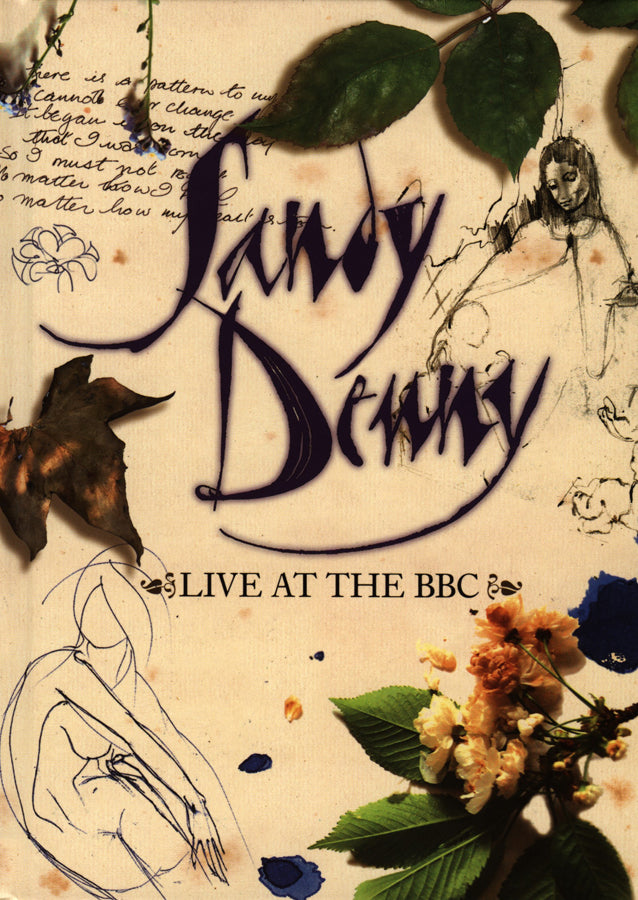 Denny, Sandy : Live At The BBC  DVD - CD