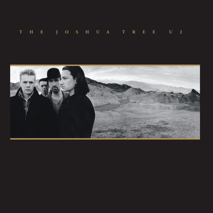 U2 : The Joshua Tree  CD