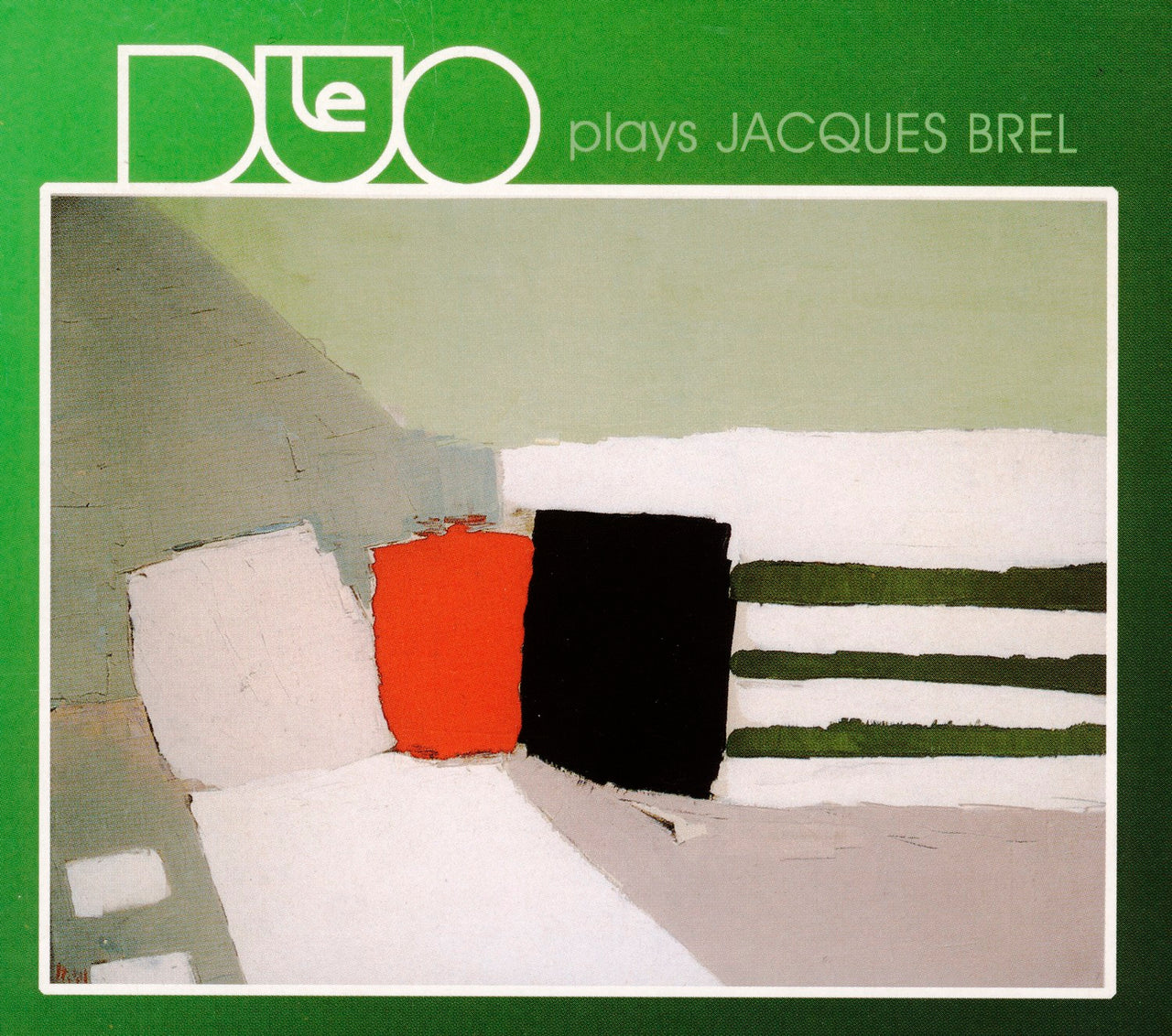 Duo (Le) : Plays Jacques Brel  CD
