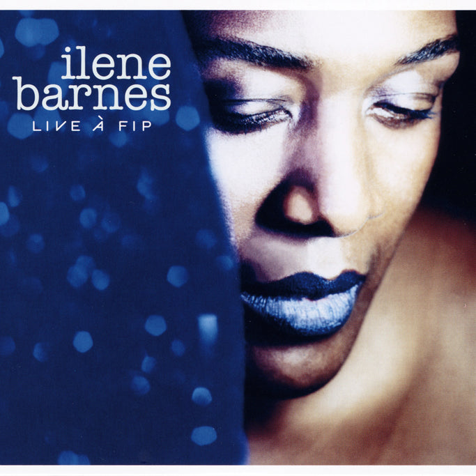 Barnes, Ilene : Live At FIP  DVD - CD