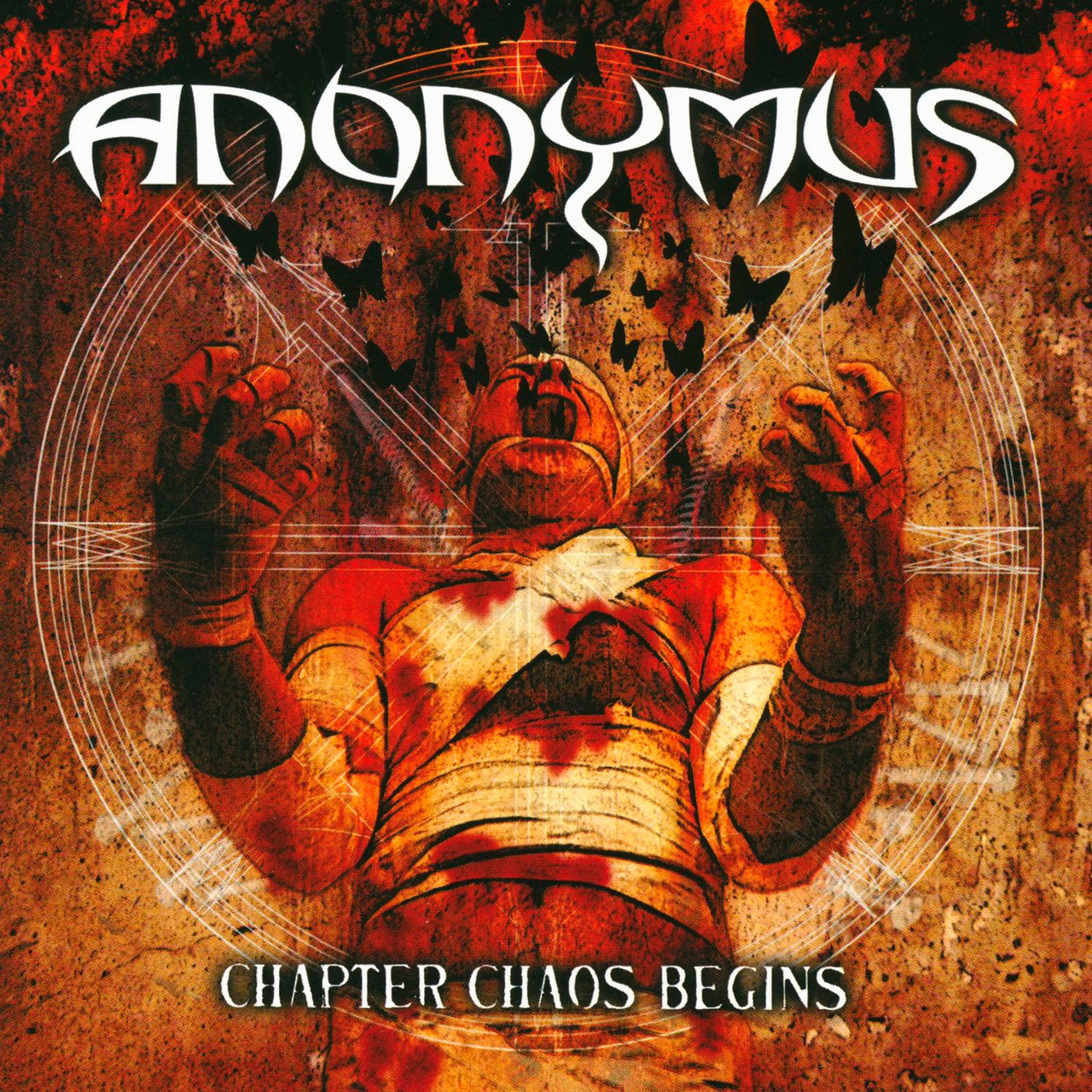 Anonymus : Chapter Chaos Begins  CD