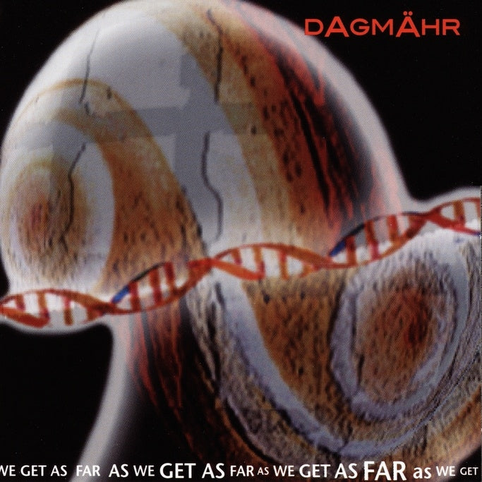 Dagmahr : As Far As We Get  CD
