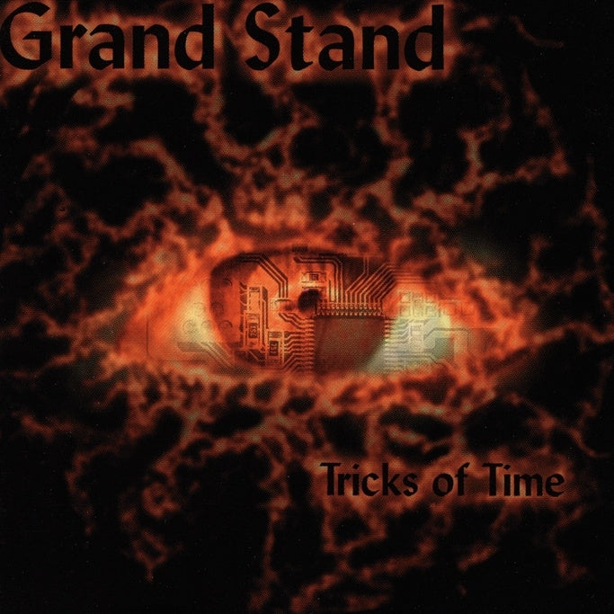 Grand Stand : Tricks Of Time  CD