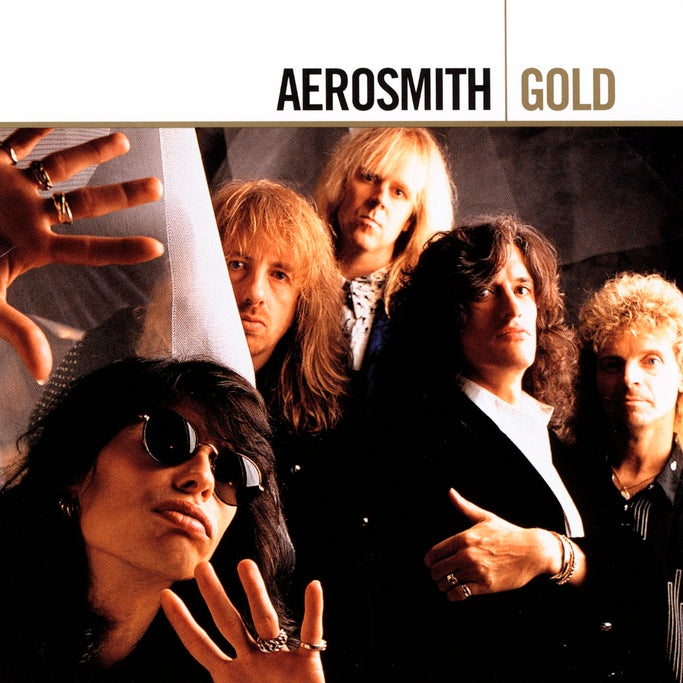 Aerosmith : Gold  CD