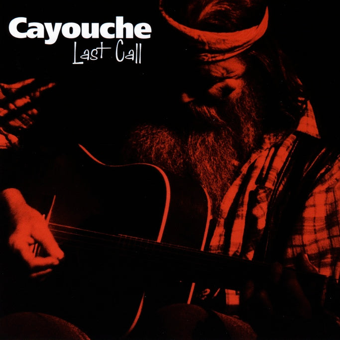 Cayouche : Last Call  CD