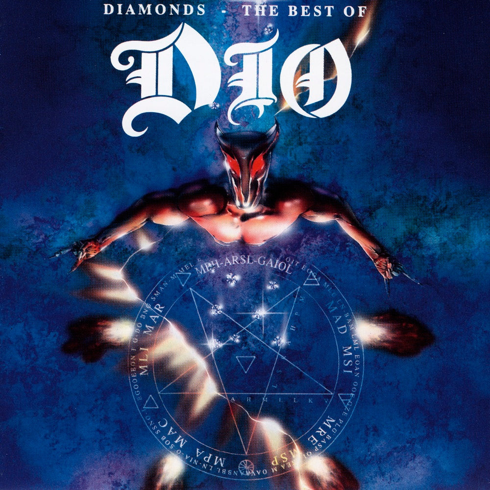 Dio : Diamonds: The Best Of Dio  CD
