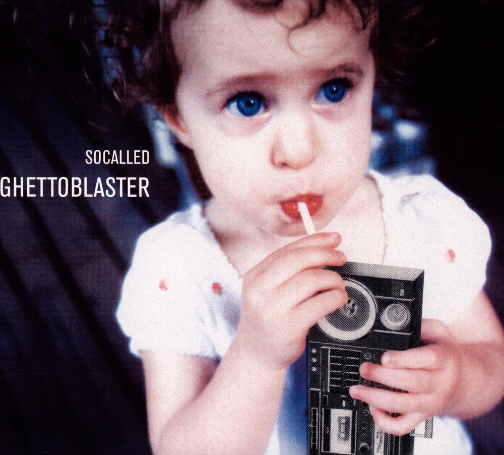 Socalled : Ghettoblaster  CD