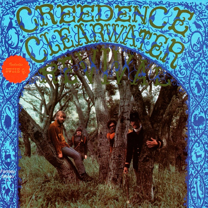 Creedence Clearwater Revival : Creedence Clearwate