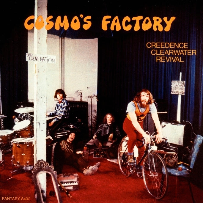Creedence Clearwater Revival : Cosmo's Factory  CD