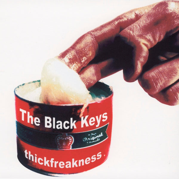 Black Keys (The) : Thickfreakness  CD