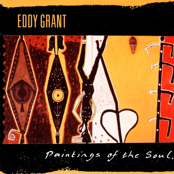 Grant, Eddy : Paintings Of The Soul  CD
