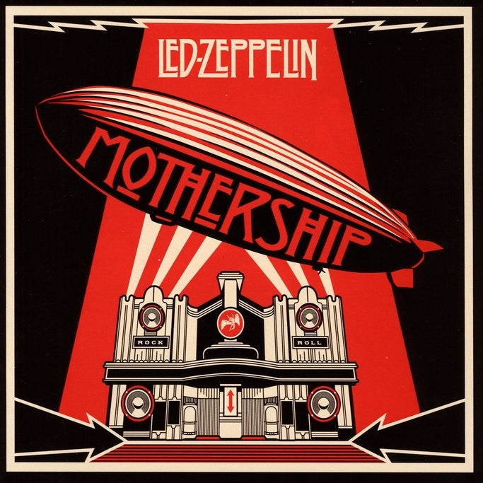 Led Zeppelin : Mothership (The Very Best Of Led Ze