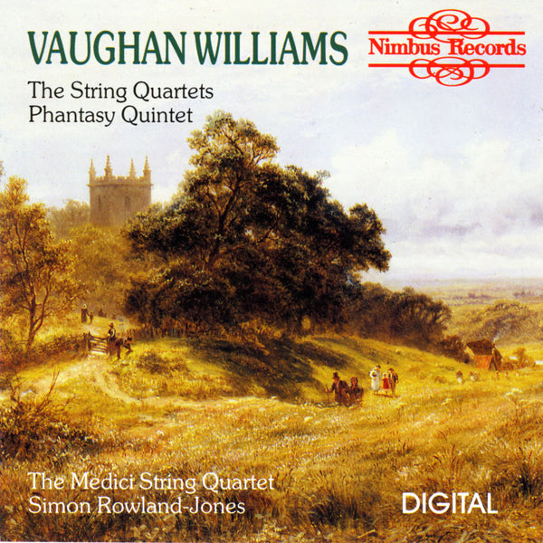 Vaughan Williams, Ralph : The String Quartets  CD