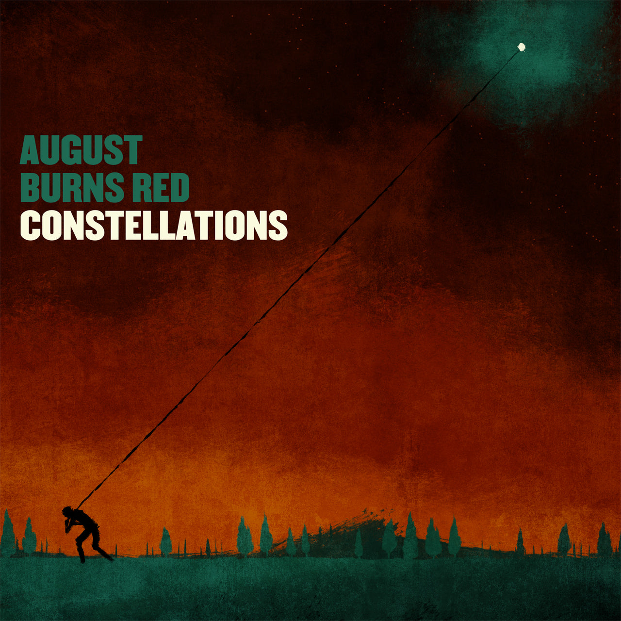 August Burns Red : Constellations  CD
