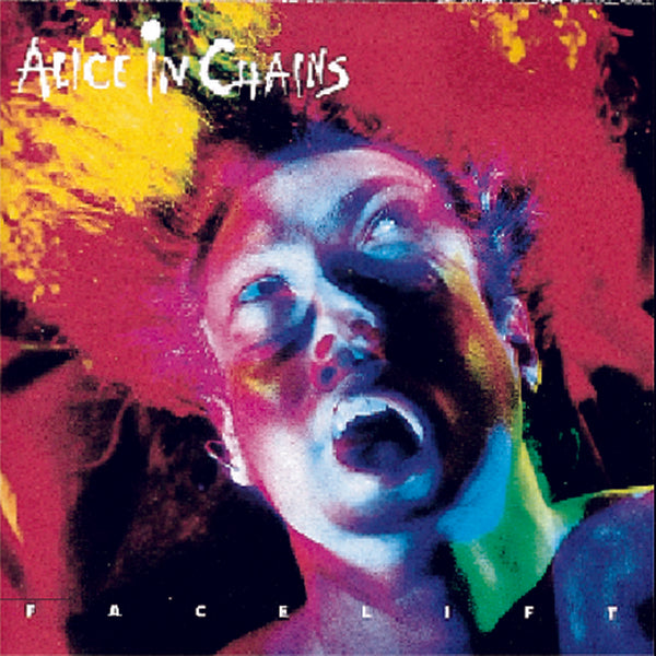 Alice In Chains : Facelift  CD
