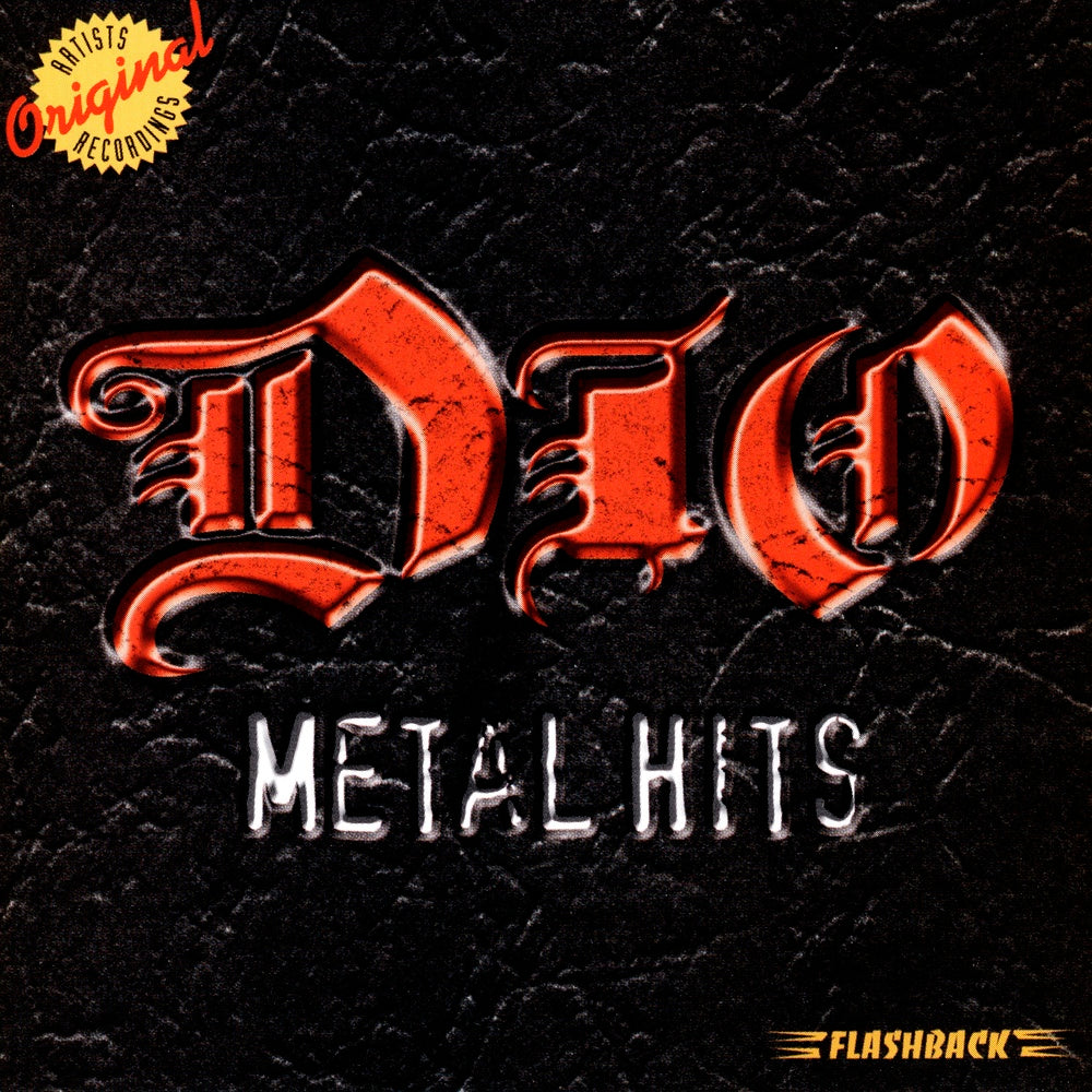 Dio : Metal Hits  CD