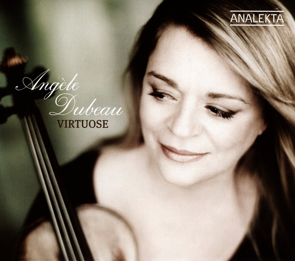 Dubeau, Angèle : Virtuose  CD