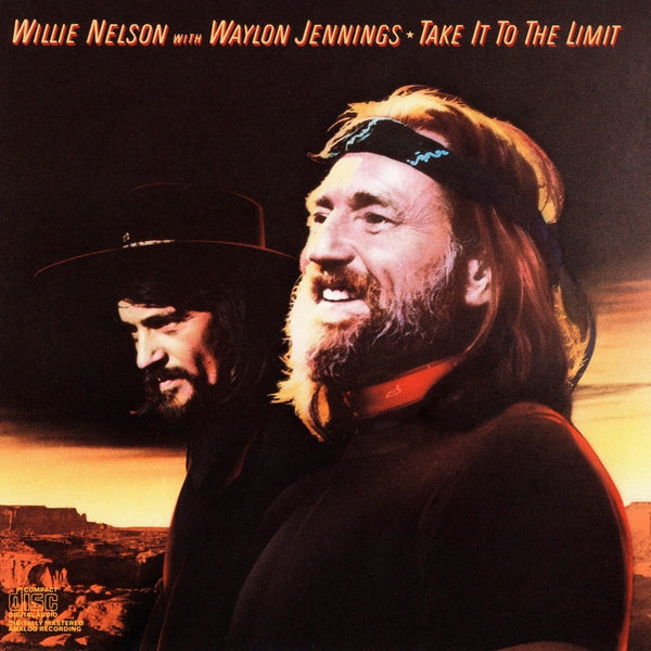 Nelson, Willie : Take It To The Limit  CD