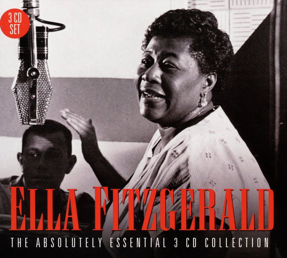 Fitzgerald, Ella : The Absolutely Essential  CD