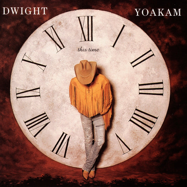 Yoakam, Dwight : This Time  CD