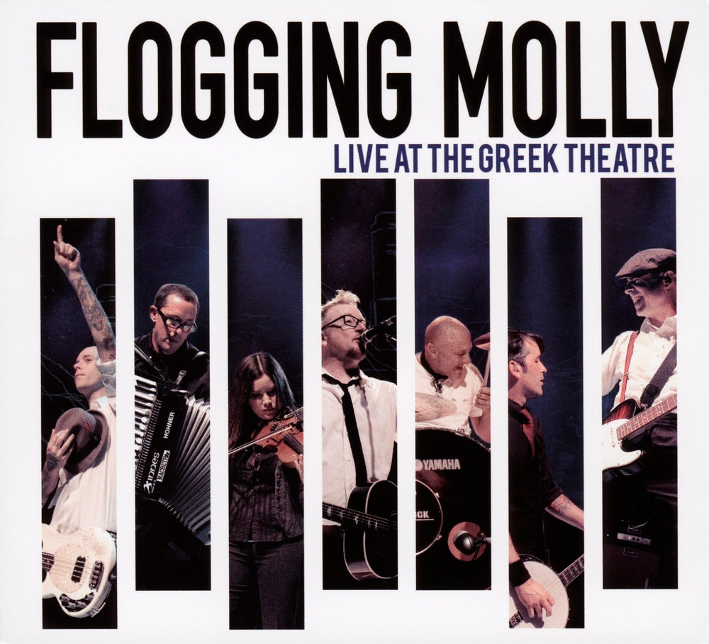 Flogging Molly : Live At The Greek Theater  DVD -