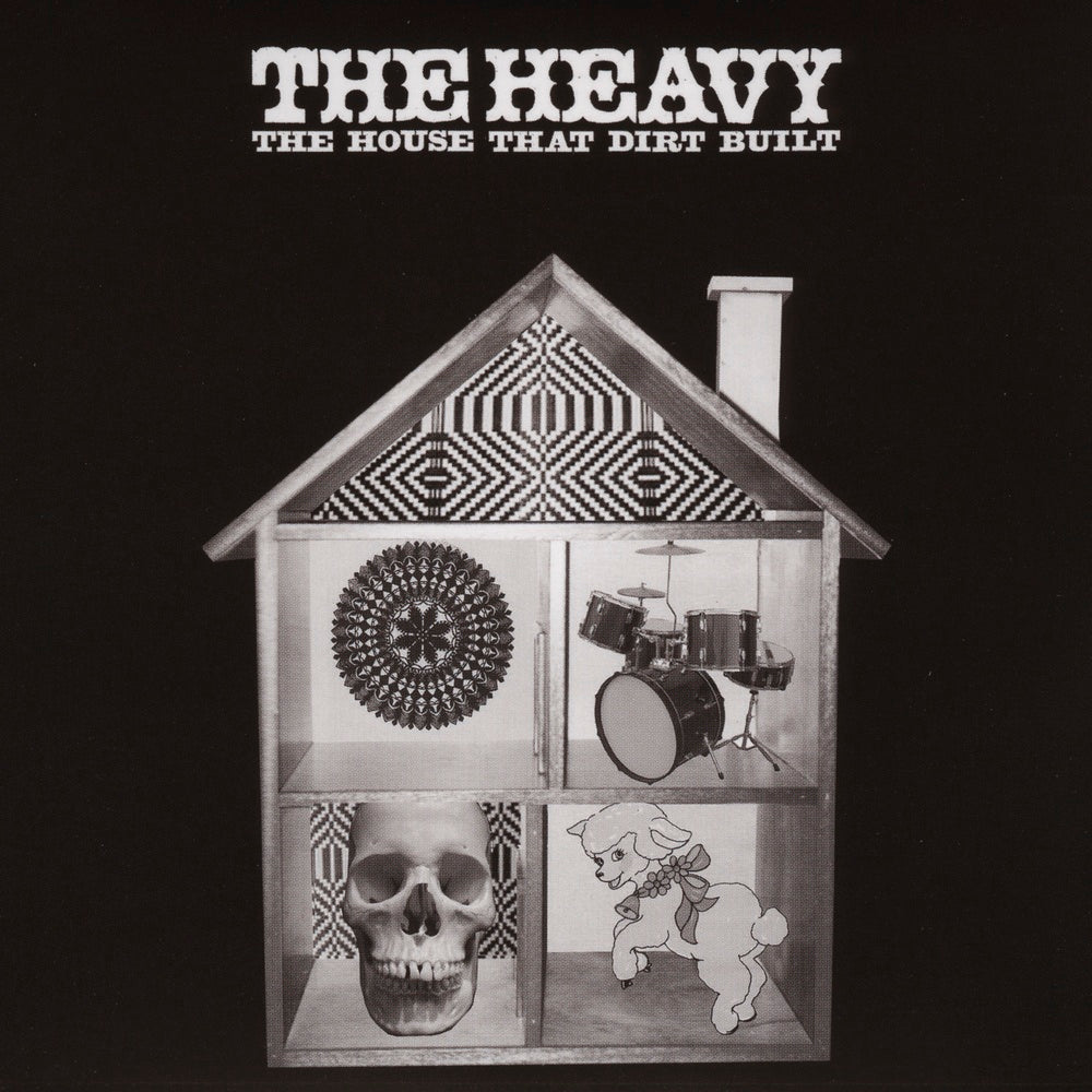 Heavy (The) : The House That Dirt Built  CD
