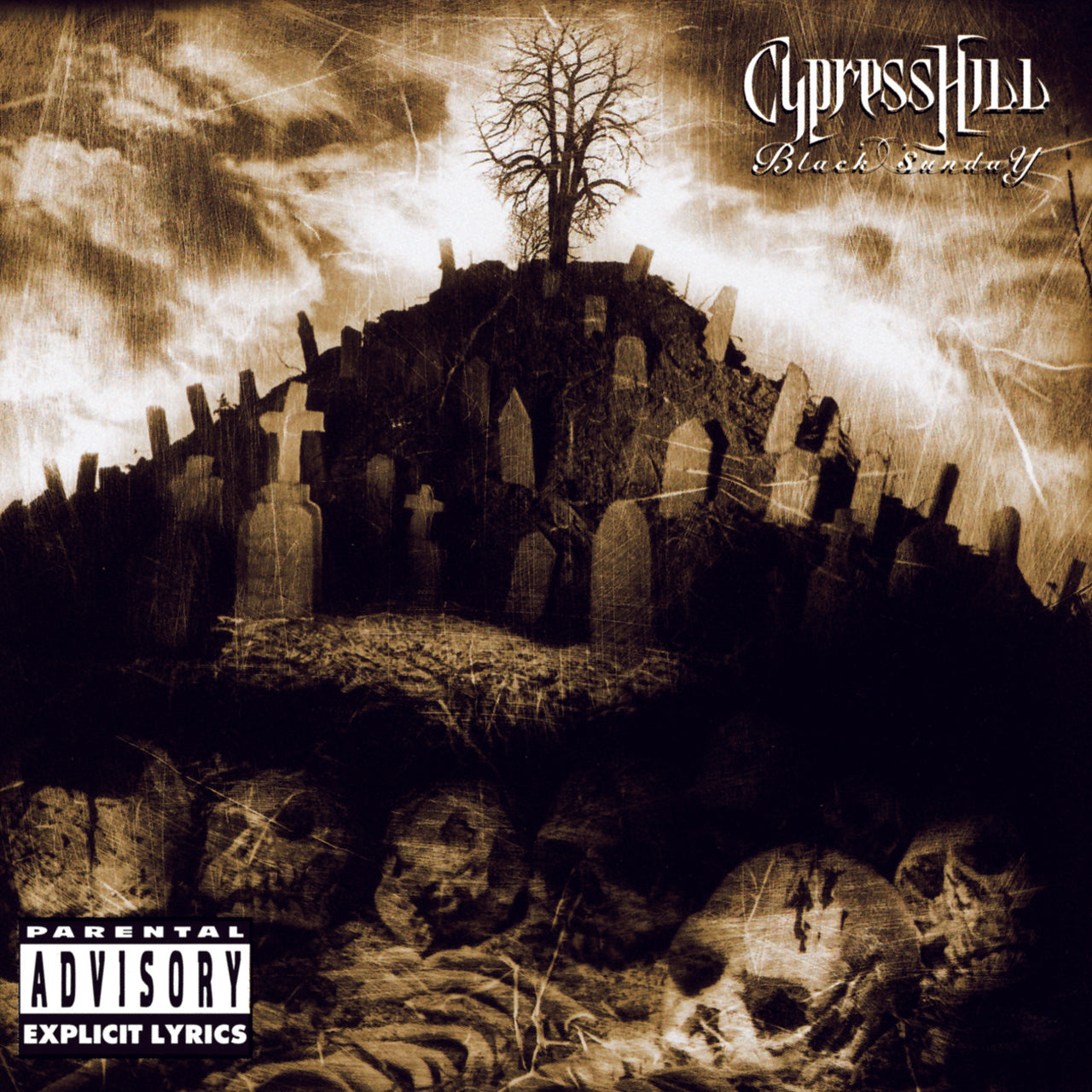 Cypress Hill : Black Sunday  CD