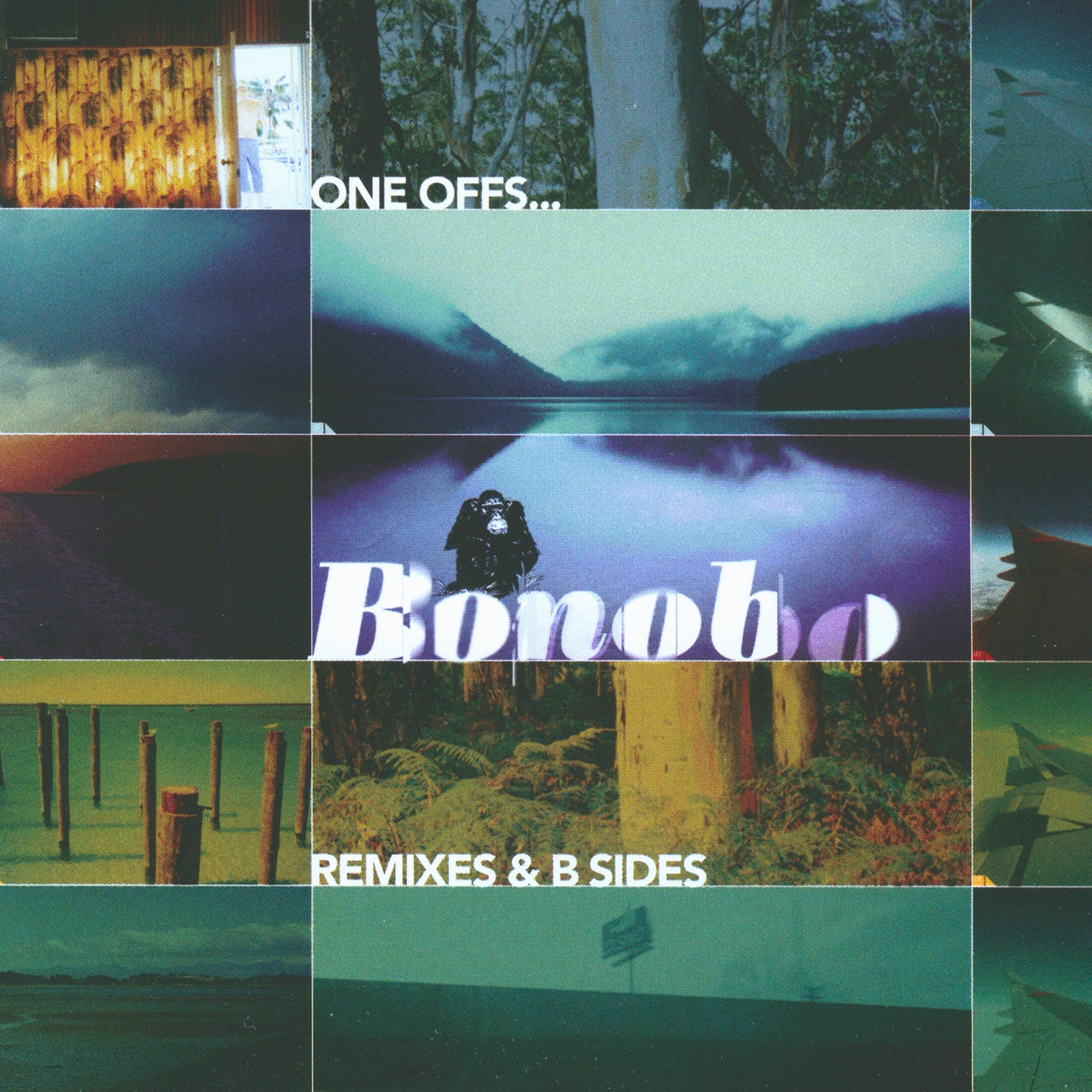Bonobo : One Offs... Remixes & B Sides  CD