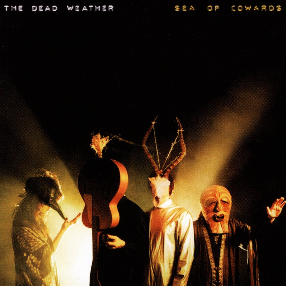 Dead Weather (The) : Sea Of Cowards  CD