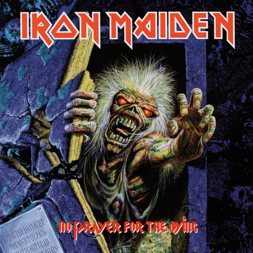 Iron Maiden : No Prayer For The Dying  CD
